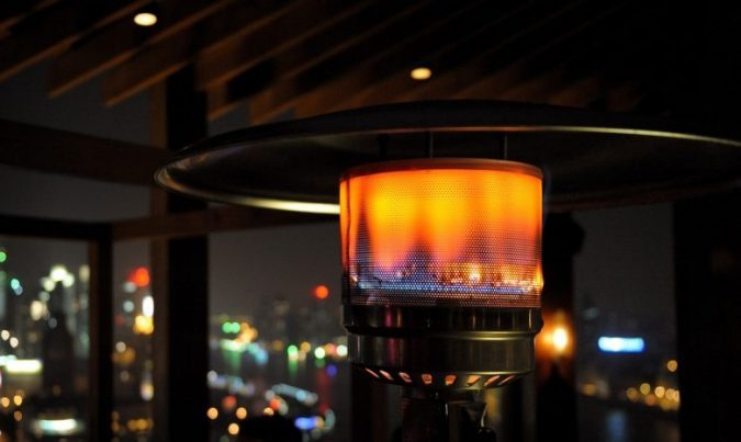 Welk is de beste terrasverwarmer?
